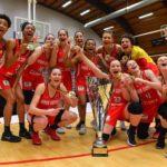 Le Basket Namur Capitale vainqueur de la Coupe de Belgique  en 2018